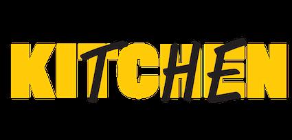 The kitchen, logo