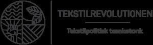 Tekstilrevolutionen. logo