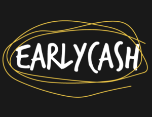 Earlycash. logo