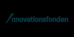 Innovationsfonden logo.