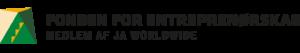 fonden for entreprenørskab, logo