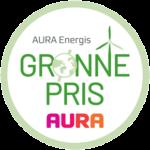 Auras grønne pris, logo