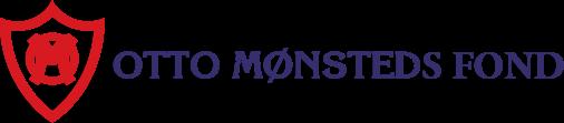 Otto Mønsteds Fond. Logo